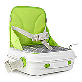 Ben-Bat YummiGo Booster Chair - Green/Grey