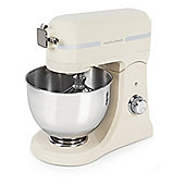 Morphy Richards-400009 Accents Premium DieCast Stand Mixer with 10 Speeds in Cream