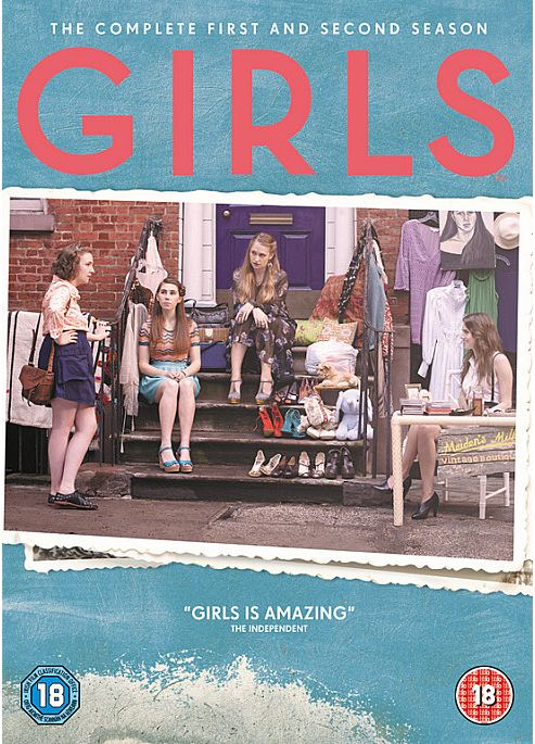 Girls - Season 1-2 (DVD Boxset)