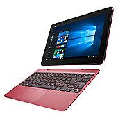 Asus Transformer Book T100HA-FU005T (10.1 inch) Convertible Tablet Atom x5 (Z8500) 1.44GHz 2GB 32GB eMMC WLAN BT Webcam Windows 10 64-bit (HD
