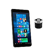 "Viglen Connect 8"" Tablet Intel Atom Quad Core 1GB 32GB Win 10 with Mini Portable Speaker"
