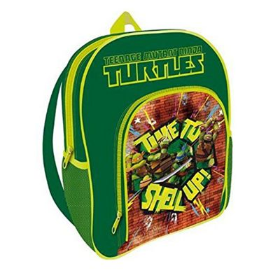 Character Teenage Mutant Ninja Turtles 'Time To Shell Up' Backpack
