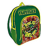 Character Teenage Mutant Ninja Turtles 'Time To Shell Up' Backpack