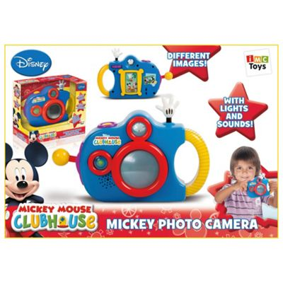 Mickey Mouse Clubhouse Pretend Camera
