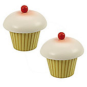Bigjigs Toys Cupcake (Pack of 2)