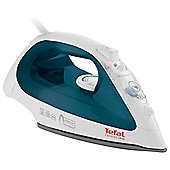 Tefal Comfort Glide FV2650 Steam Iron Turquoise