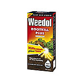 Weedol Root Kill Plus - Fast Acting Concentrate - 500 ml