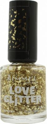 Rimmel Love Glitter Nail Polish 8ml - 030 Queen of Bling