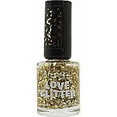 Rimmel Love Glitter Nail Polish 8ml - 030 Queen of Bling