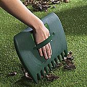 Ambassador Plastic Garden Scoop for Grass, Leaf and Rubbish Collector
