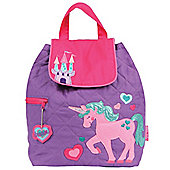 Children's Personalisable Quilted Backpack - Magic Unicorn