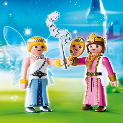 Playmobil Duopack Princess 4128