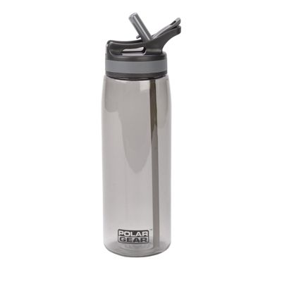 Polar Gear Aqua Curve Tritan Bottle, Black 750ml