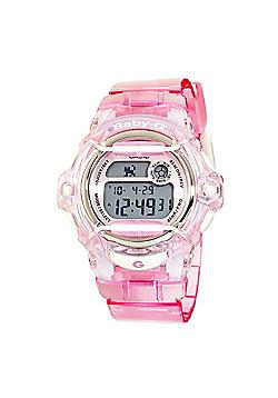 Casio BG-169R-4ER BABY-G ladies digital resin strap watch
