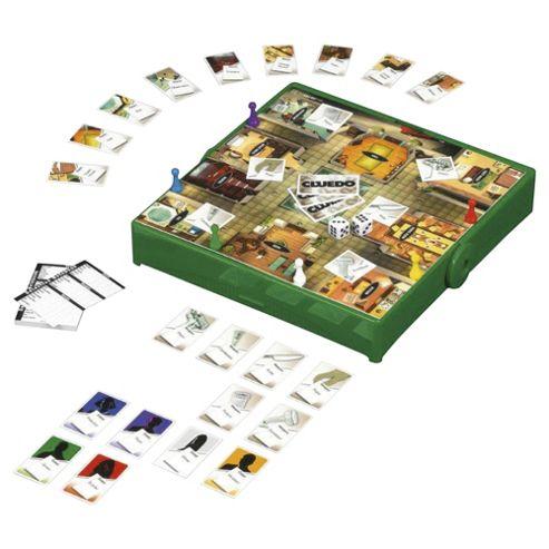 Cluedo Games to Go Travel Edition