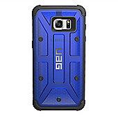 UAG Samsung S7 Toughened Case - Cobalt Blue