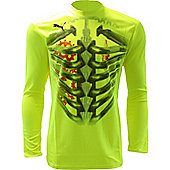Puma V3.08 Tricks Goalkeeper Shirt - Yellow