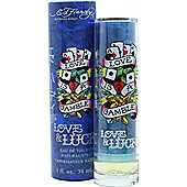 Ed Hardy Love & Luck Eau de Toilette (EDT) 30ml Spray For Men