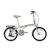 "Falcon Go To Unisex 20"" Alloy Folding Bike"