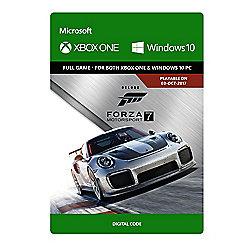 Forza Motorsport 7: Deluxe Edition Xbox (Digital Download Code)