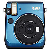 Instax Mini 70 Instant Camera, Blue
