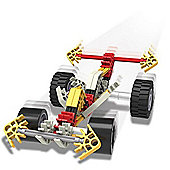 KNex Racecar Building Set (1 pack supplied) 63 pieces - 6 years +