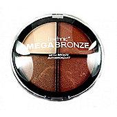 Technic Mega Bronze Quad Bronzing Compact 20g