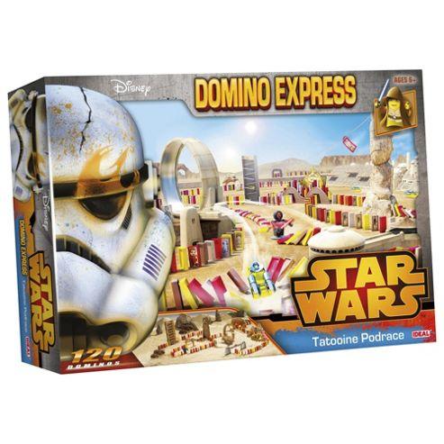 Domino Express Star Wars Tatoonie Podrace