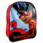 Miraculous 'Ladybug' Junior School Bag Rucksack Backpack