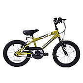 "Professional Ranger 16"" Wheel Kids MTB Bike 5+"