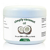 Power Health Simply Coconut Oil 200g