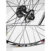 Momentum Boulder MX/15mm 26 Front Disc Wheel. Mach 1 MX Disc Rim / Acor 15mm Hub