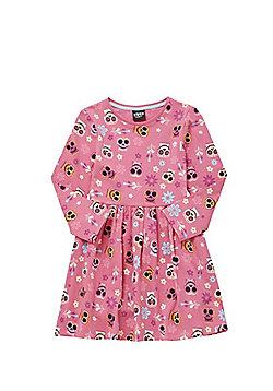 Disney Coco Print Dress - Pink