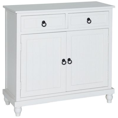 Pacific Lifestyle 2 Drawer 2 Door Cabinet