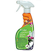 The Buzz Spider Repellent Natural Formula Spray 750ml