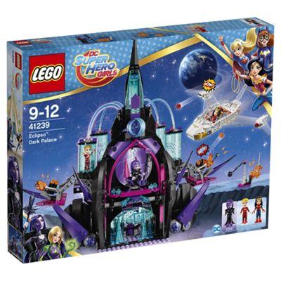 LEGO DC Super Hero Girls Eclipso™ Dark Palace 41239