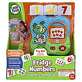 Leapfrog Fridge Numbers Magnetic Number Set