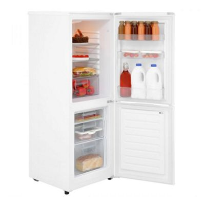 Fridge Master MC50165 Fridge Freezer 50cm A+ Energy Rating in White