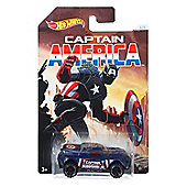 Hot Wheels Marvel Captain America Classics - RD-08