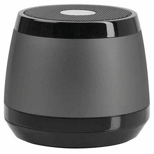 HMDX JAM Wireless Bluetooth Speaker, Grey