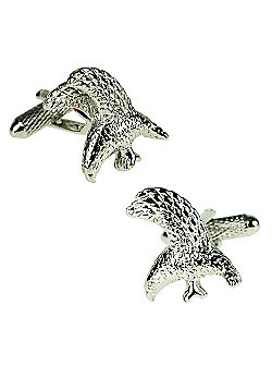 Flying Eagle Novelty Themed Cufflinks
