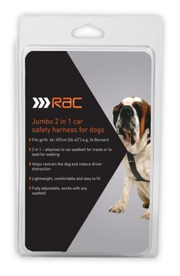 RAC Car Harness (Jumbo)