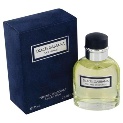 Dolce & Gabbana For Man EDT 75 ml