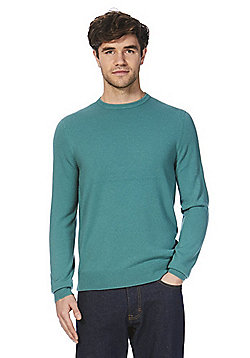 F&F Crew Neck Jumper - Green