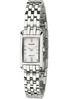 Accurist Ladies Diamond Bracelet Watch LB1594P