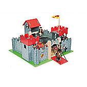 Le Toy Van Camelot Castle - Red