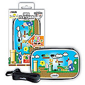 Atomic Accessories Super Platform 3D Bag (3DS, DSi, DS Lite)