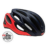 Bell Tempo Womens MTB Helmet Blue/Red
