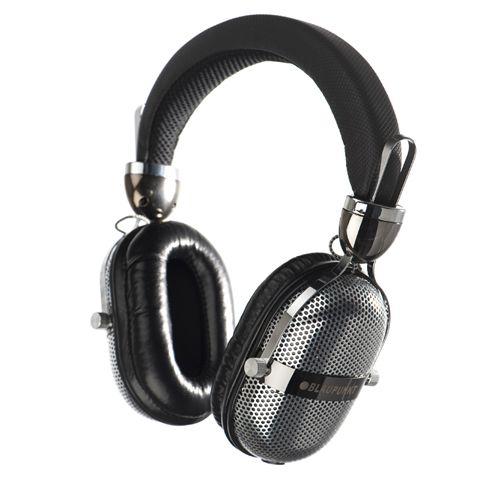 Blaupunkt 112 DJ Edition Headphones - Silver