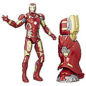 Marvel Avengers Legends Series: Iron Man Figure